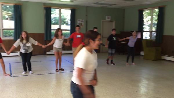 Children's Game Sept 2015 -- video