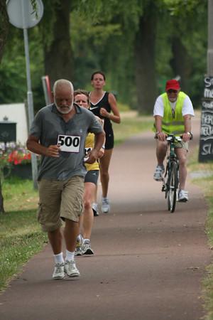 Triathlon hardlopen
