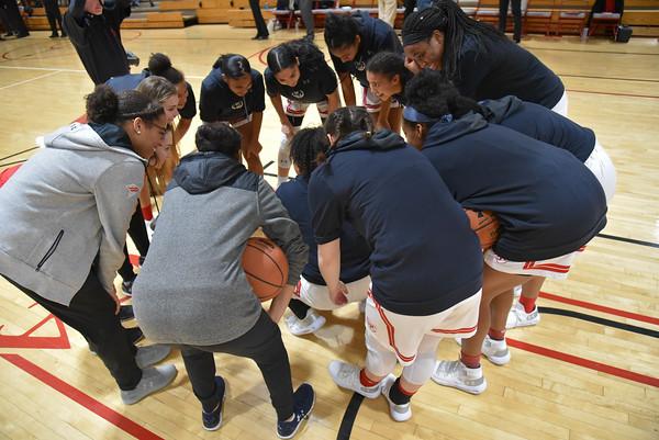 St. John's (DC) vs. O'Connell (VA) girls basketball