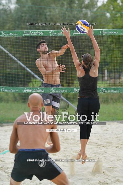 """5ª Edizione Memorial """"Claudio Giri"""" presso Zocco Beach San Feliciano PG IT, 25 agosto 2018 - Foto di Michele Benda per VolleyFoto [Riferimento file: 2018-08-25/ND5_9192]"""