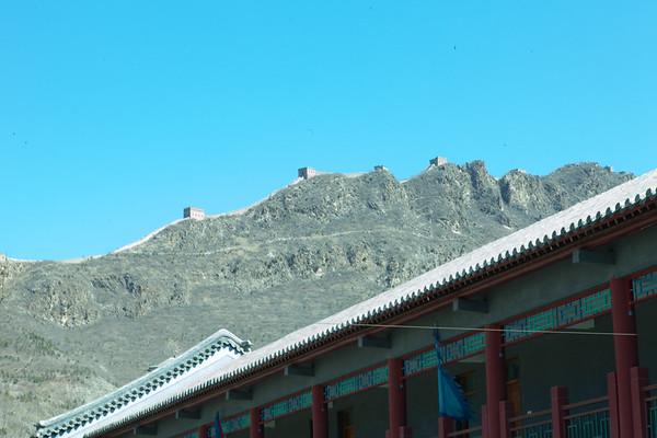 The Great Wall of China at Simatai