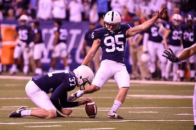 Penn State (38) v Wisconsin (31) @ Big10 Championship