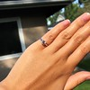 0.78ct Round Brilliant Diamond Bridal Set by Cartier 14