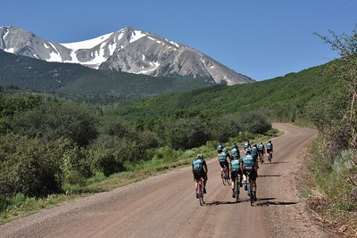 Peak Ride with George