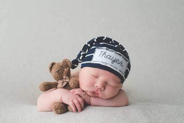 Thayer Newborn Session