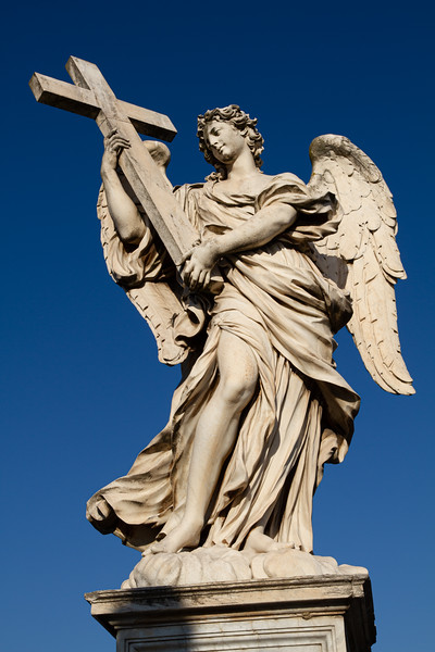 Angel with the Cross - Ponte Sant'Angelo