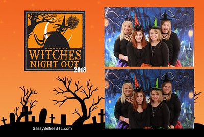 Witches Night Out 2018