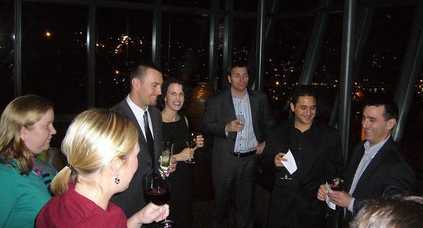 President's Club Dinner @ Canlis - January 2010