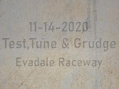 11-14-2020 Evadale Raceway 'Test, Tune & Grudge