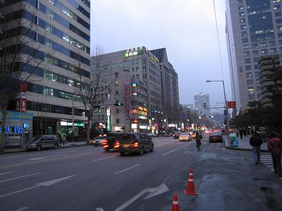 Seoul March 2006