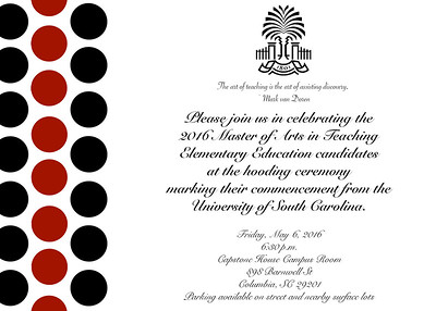 2016 MAT Graduation