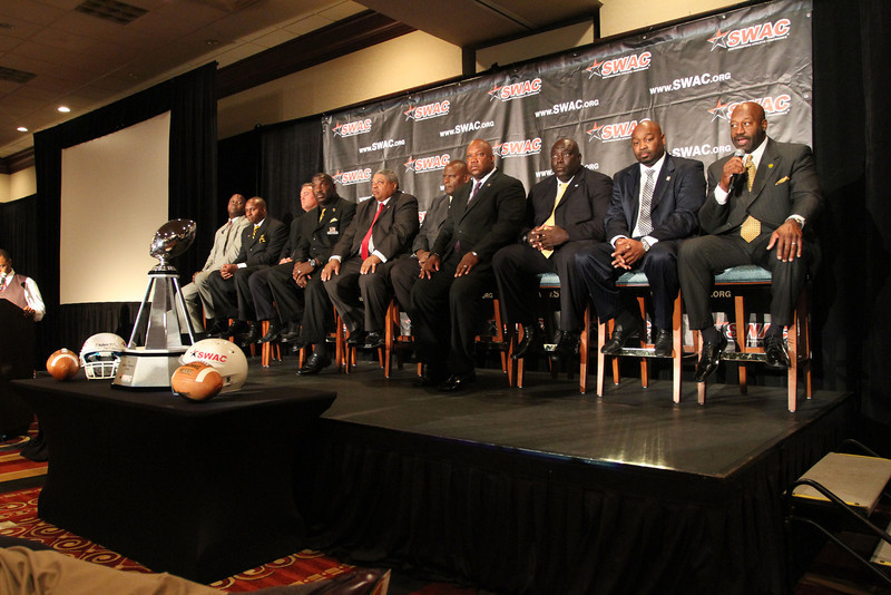 SWAC MEDIA DAY - COACHES QUESTION SESSION