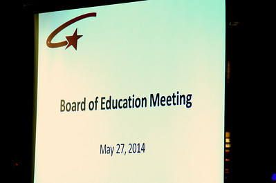 School Board May 27 2014