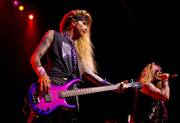Steel Panther July 25, 2012