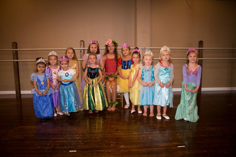 Taylor's Princess Camp
