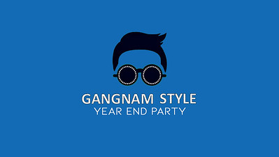 30.11 Gangnam Style Year end Party