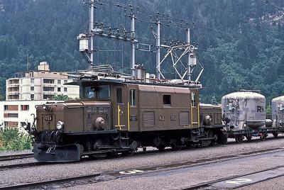 Switzerland Railways