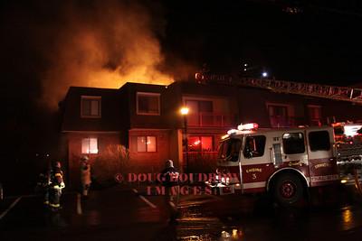 Beverly, MA - 3rd Alarm, 10 Folly Pond Road, 1-4-12