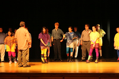 2012-2013 Fall Play-Midsummer Nights Dream