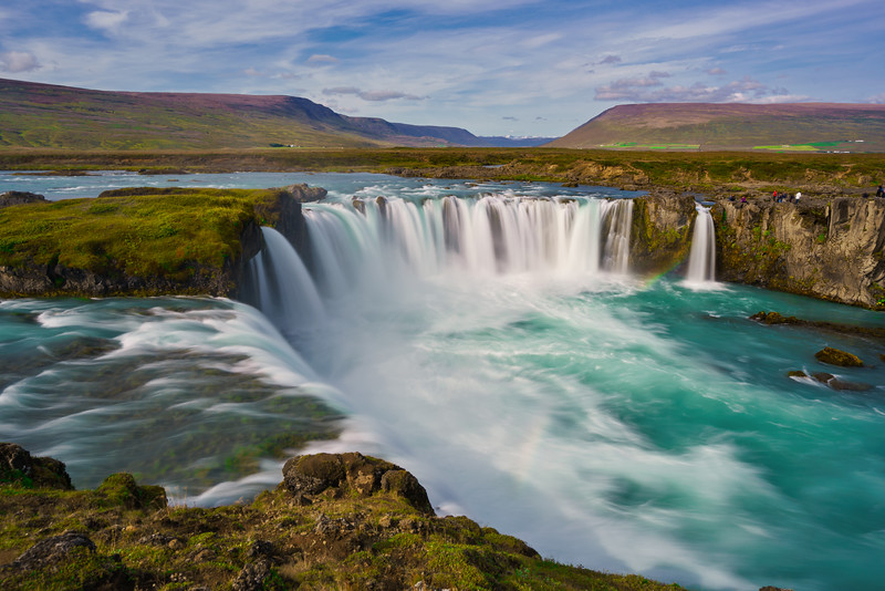 The Majestic Godafoss