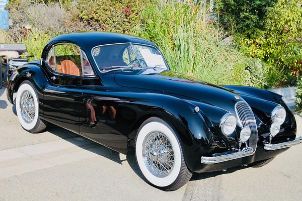 San Diego Jaguar Club Concours d'Elegance 2020
