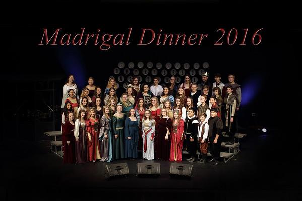 Madrigal Dinner 2016