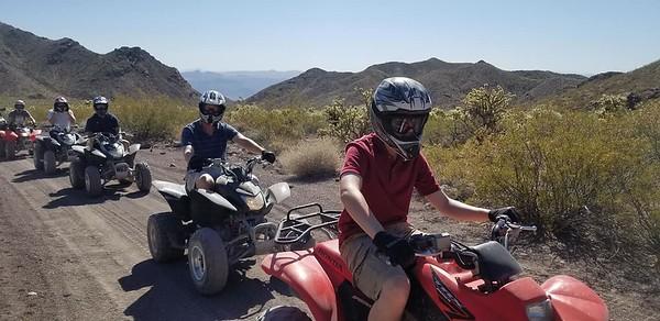 7/4/19 Eldorado Canyon ATV & Gold Mine Tour
