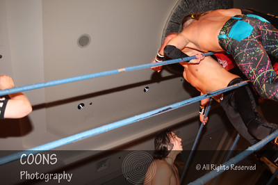 DGUSA 1/27/12 - Chuck Taylor & Scorpio Sky vs Young Bucks