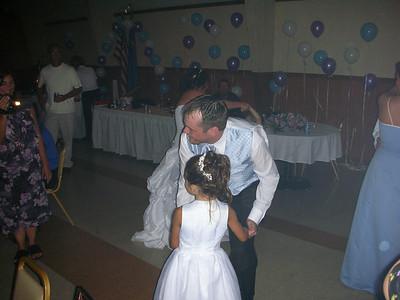 Chris and Holly Ward's Wedding