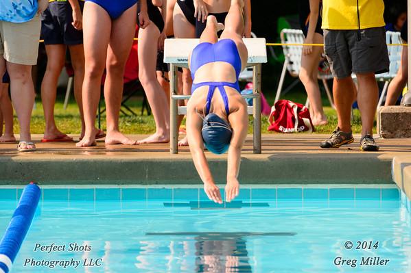 Springfield Swim Club Vs Lawrence Park
