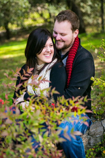 Heather and John - Engagement - Feb 2013