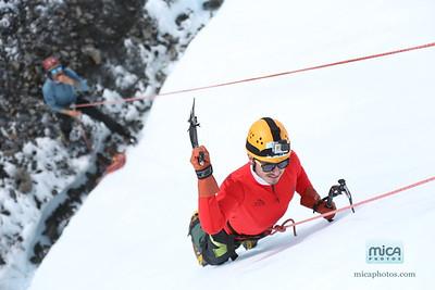Scott - Ice climb