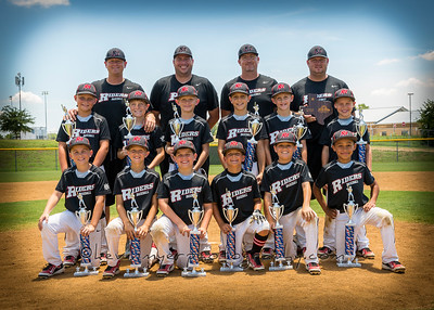 Riders 9U World Series 2015