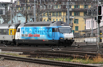SBB Class 460