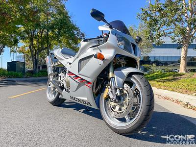 Honda RC51 (SA) on IMA