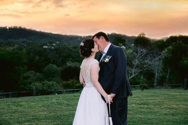 Kay & Dale: Pullenvale Hall Wedding