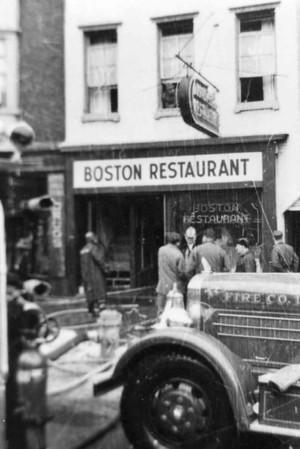 1.1.1967 - 950 Penn Street, Boston Restaurant