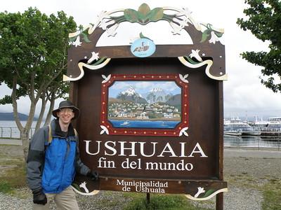Around Ushuaia
