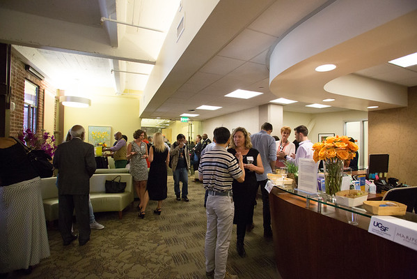 UCSF Medical Imaging, 1725 Montgomery St. Opening 9.1.15