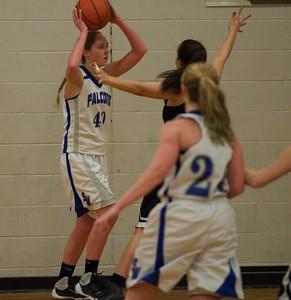 SW Girls Basketball 1/5/15