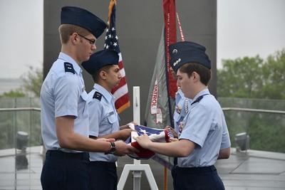2017 Air Force Memorial Ceremony