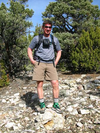 Wildrose to Bald traverse 02-28-2009