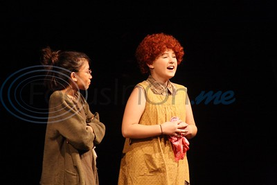 Moore MST Magnet School Presents Annie Jr. by Brenda Craig