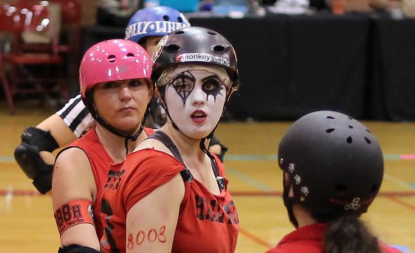 AZ Rollergirls Championships   12-6-14