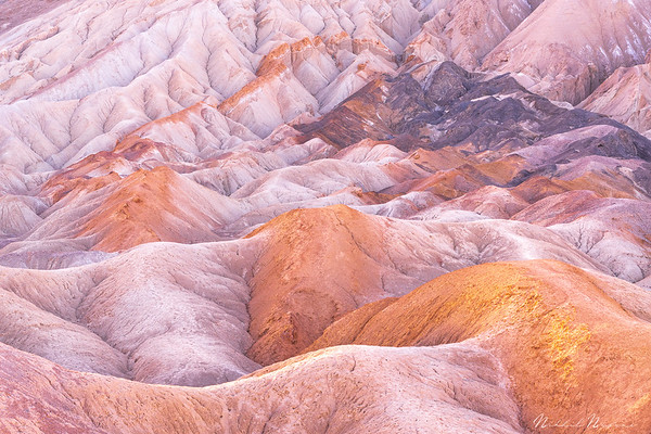 Badlands of Death Valley