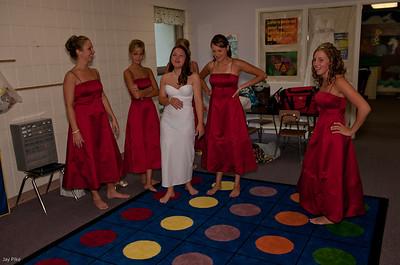 August 7, 2010 - Bride Pre-Ceremony