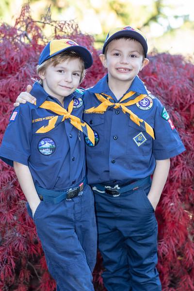 Cub Scouts 2018