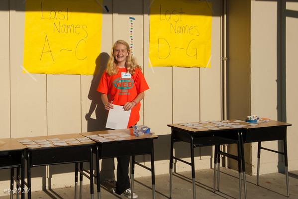 Piedmont Middle School WEB Event '14
