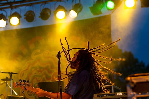 SoFlow at Midwest Reggae Festival, Ohio 2016