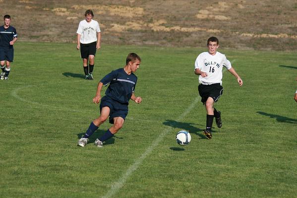 Varsity Soccer vs Riverdale